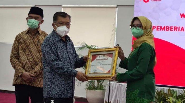 Maksimalkan Donor Plasma Konvalesen, RSUD Bangil Pasuruan Dapat Penghargaan