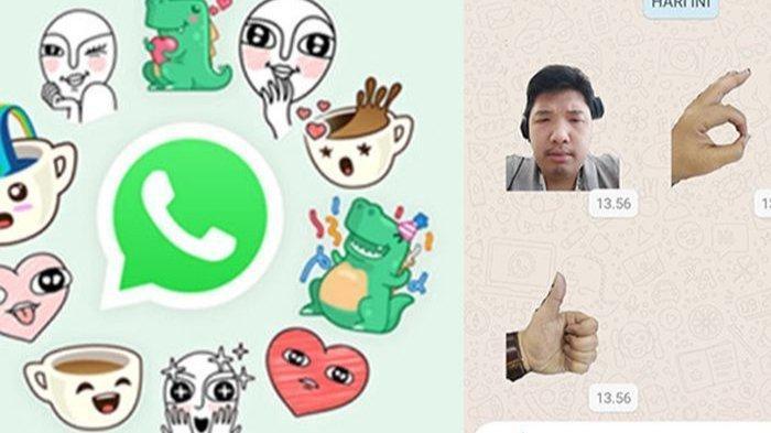Cara membuat Stiker Whatsapp dengan Wajah Sendiri, Sederhana Banget