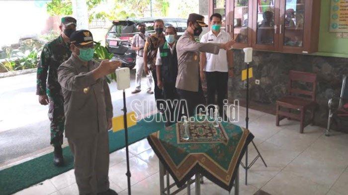 Besok PTM SD-SMP di Kabupaten Tulungagung, Bupati : Jangan Mewajibkan Seragam ke Siswa