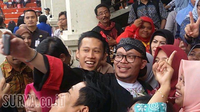 Jatim Daerah Pertama di Luar Jakarta yang Jadi Tuan Rumah Puncak Perayaan Bulan K3
