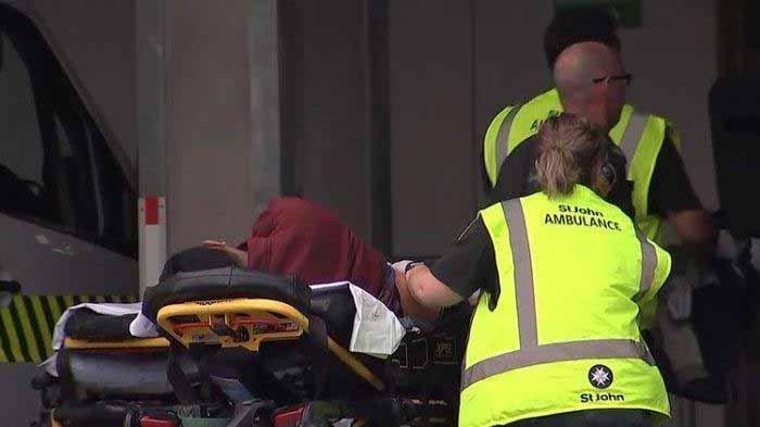 Mencekam Aksi Penembakan di Selandia Baru Menewaskan 49 Orang, Saksi Mata Merangkak & Panjat Pagar