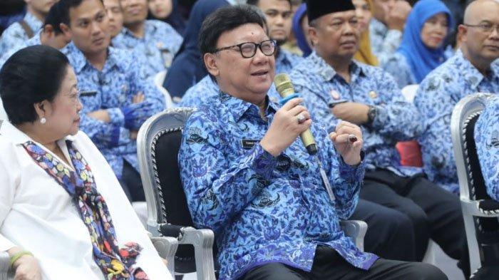 Mendagri Berharap Pihak yang Tak Puas Hasil Pilpres Ajukan Penyelesaian lewat Jalur Konstitusional