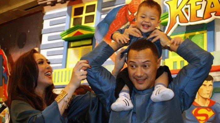Ingat Keanu Massaid, Putra Mendiang Adjie Massaid-Angelina Sondakh? Usia 9 Tahun, Begini Kabarnya