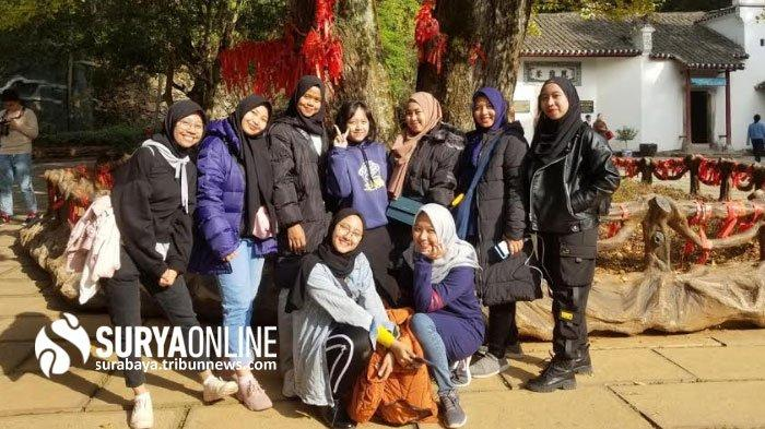 Mahasiswa Unesa di Natuna Sepakat Tolak Diwawancarai hingga di Surabaya, Berikut Daftar 9 Mahasiswa