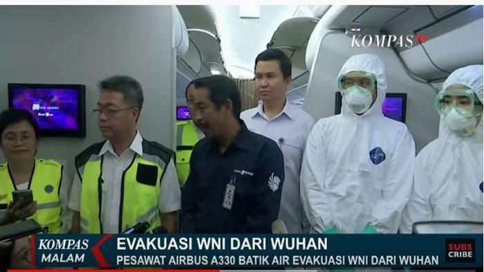Mengenal Baju Hazmat, Seragam Bak Astronot yang Dipakai Tim Medis untuk Tangani WNI dari Wuhan