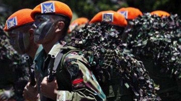 Ilustrasi Paskhas TNI AU Pasukan Elite yang Tak Tumbang Diserang KKB Papua. Sejarah dan kehebatan mereka ada di artikel ini