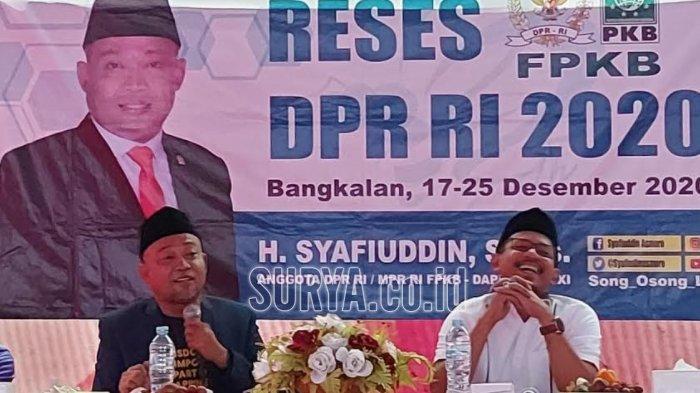 Di Hadapan Kader PKB, Syafiuddin Asmoro : Jadikan Partai Ini Rumah Aspirasi Masyarakat Indonesia