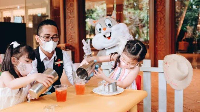 Beragam Sajian dan Aktivitas Anak di Shangri-La Hotel Surabaya saat Perayaan Paskah