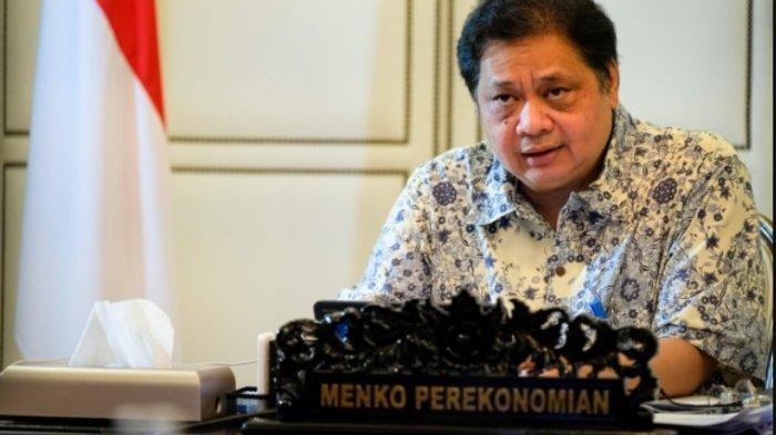 Menko Airlangga Apresiasi OJK dan Perbankan Terhadap Akses Pembiayaan bagi UMKM dan Sektor Informal