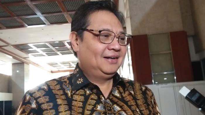 Menko Airlangga Hartarto: Sukses PPKM Mikro Dorong Pertumbuhan Belanja Nasional, Tumbuh 32,48 Persen