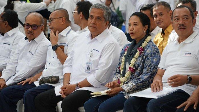 Menteri BUMN Resmikan Workshop Heavy Machining Center Milik Barata Indonesia