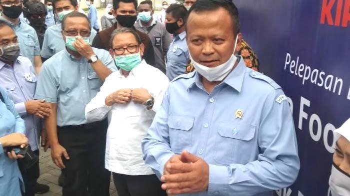 Ancaman Menteri Kelautan dan Perikanan Edhy Prabowo untuk Kilang GRR jika Rugikan Nelayan Tuban