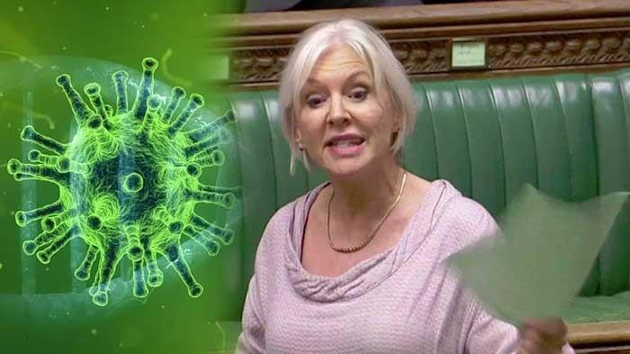 Penyebab Menteri Kesehatan Inggris Tertular Virus Corona, Sebelumnya Wakil Presiden Iran Terinfeksi