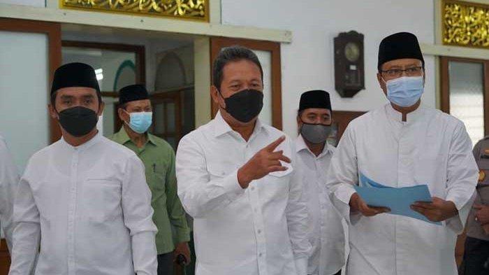 Gus Ipul Usul Pembangunan Pelabuhan Perikanan Kota Pasuruan ke Menteri KKP