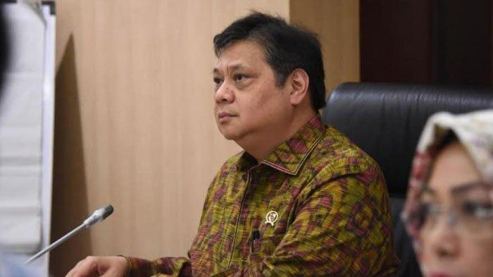 Biodata Airlangga Hartarto, Menko Perekonomian, ternyata Cucu Pejuang Kemerdekaan Asal Sukabumi