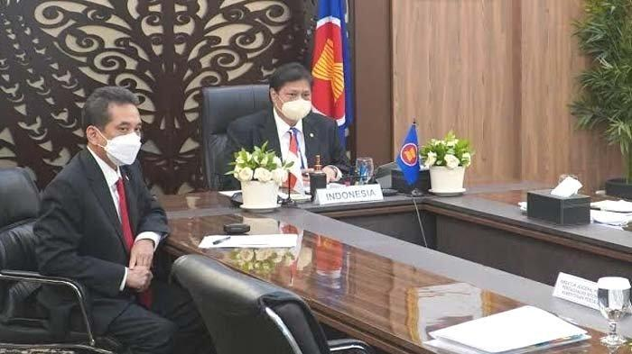 Menko Airlangga Hartarto Paparkan Strategi ACRF untuk Integrasikan Pemulihan Ekonomi ASEAN