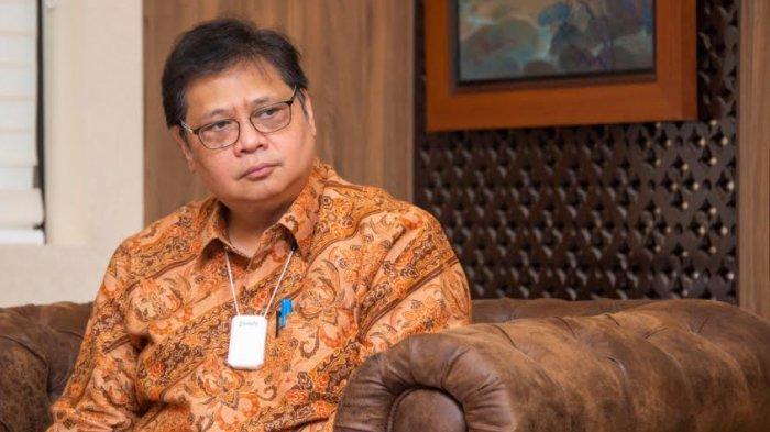 Airlangga Hartarto : PP Muhammadiyah Bantu Perluas Keuangan Inklusi Syariah