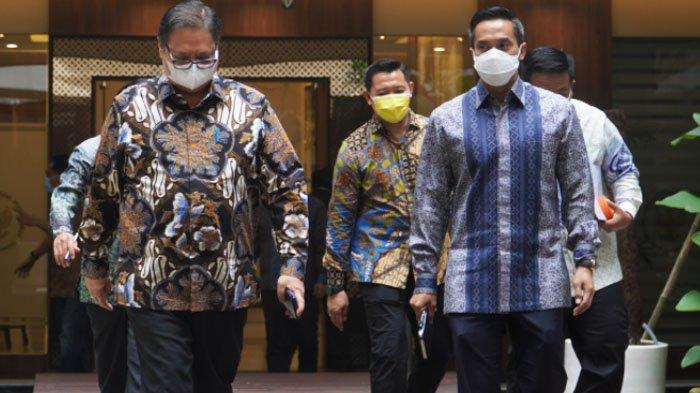 Pesan Menko Airlangga untuk Kadin Daerah soal Ekonomi Indonesia