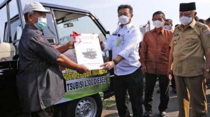 Bupati Malang: Presiden Jokowi Suka Mentan SYL Kerja Nyata di Lapangan