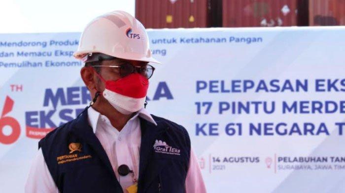 Kementan Gelar Merdeka Ekspor, Jawa Timur Sumbang Rp 1,3 Triliun