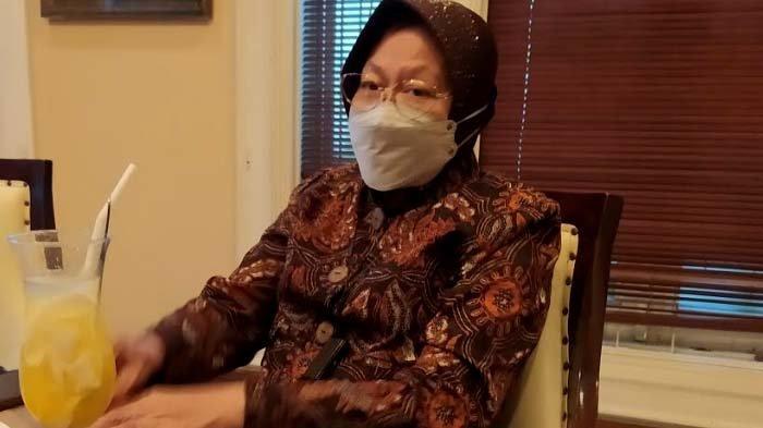 Mensos Risma Mengaku sejak Lama Tahu Video Bupati Alor, NTT: Dia Nggak Mau Ngomong Sama Aku