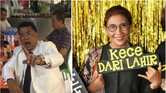 Layakkah Menteri Susi Pudjiastuti Jadi Wapresnya Jokowi? Ini Pendapat Hotman Paris dan Netizen