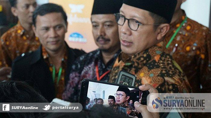 Menteri Agama Beritahu Cara ke Guru Agama se Indonesia Agar Tidak Mudah Marah Kepada Murid