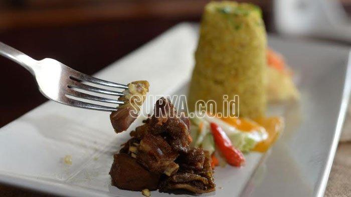 Kaldu Kambing, Kunci Kenikmatan Nasi Goreng Ala Luminor Hotel Surabaya