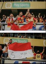 Merah Putih Muncul di Liga Belgia, Sambut Kemenangan KV Mechelen, Sandy: Trimakasih Dukungannya