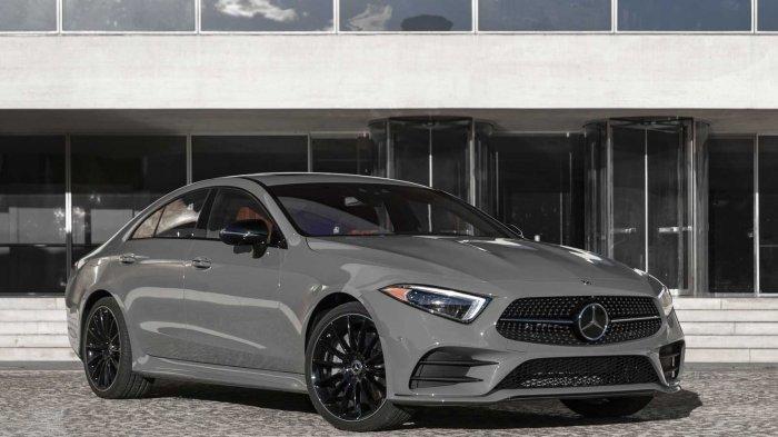 Mercedes-Benz Luncurkan CLS 2021, Teknologi Autopilot dan Anti-Maling. Ini Spesifikasi Lengkapnya