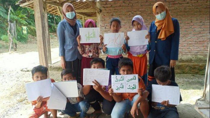 Mahasiswa Unair Peduli Pelajar Indonesia, Mengajar di Sekolah Sesuai Domisili