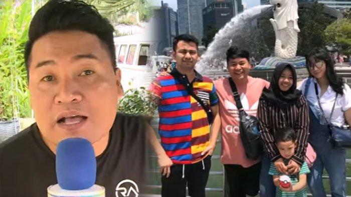 Masa Lalu Merry Asisten Raffi Ahmad, Dulu Jualan Sate Tapi Kini Punya Rumah Mewah di Sampang Madura