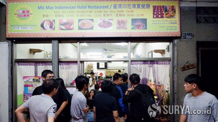 Perempuan Asal Blitar Sukses Kembangkan Bisnis Restoran Halal di Taiwan