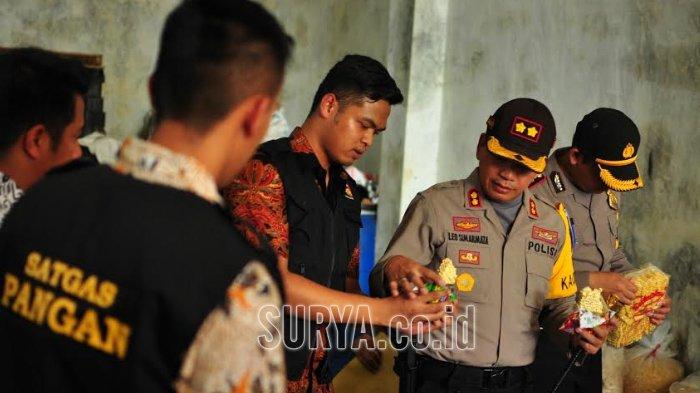 Pria Mojokerto Kemas Mie Instan Kedaluwarsa untuk Dijual Lagi, Raup Keuntungan Rp 30 Juta Per Bulan