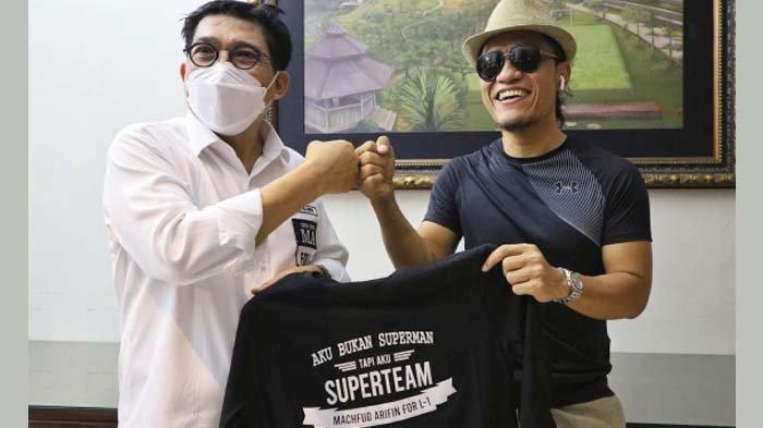 Ajak Warga Surabaya Pilih Machfud Arifin, Gus Miftah: Beliau Luar Biasa