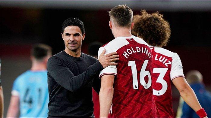Jadwal Liga Inggris Hari Ini, Liverpool vs Arsenal Jam 2:15 WIB, Arteta: Dua Cara Kalahkan The Reds