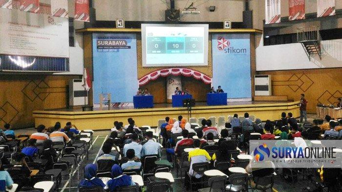 Ratusan Siswa SMK Jawa Timur, Bali dan Nusa Tenggara Ikuti Olimpiade Jaringan