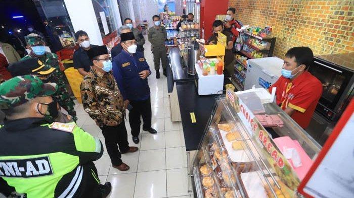 Reaksi Kapolres dan Bupati Sidoarjo Lihat Minimarket Buka saat Jam Malam