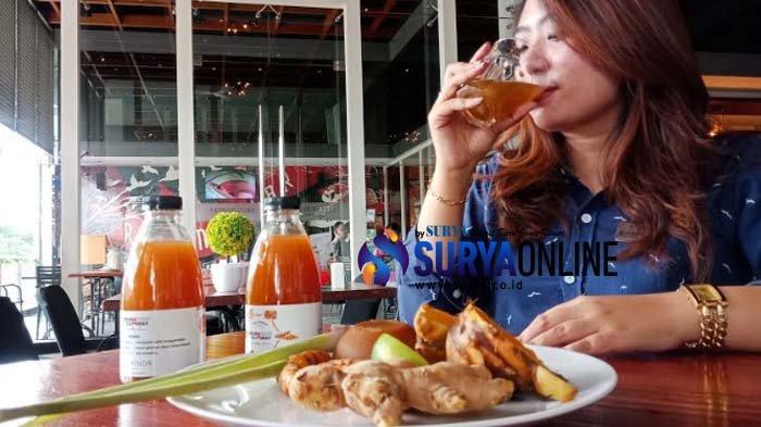 Corona Go Away, Minuman Rempah untuk Tingkatkan Imunitas Racikan Luminor Hotel Jemursari Surabaya
