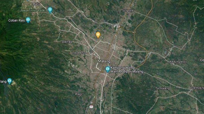 BPBD Kota Malang: Suara Dentuman Misterius di Malang Bukan dari Aktivitas Gunung Raung dan Semeru