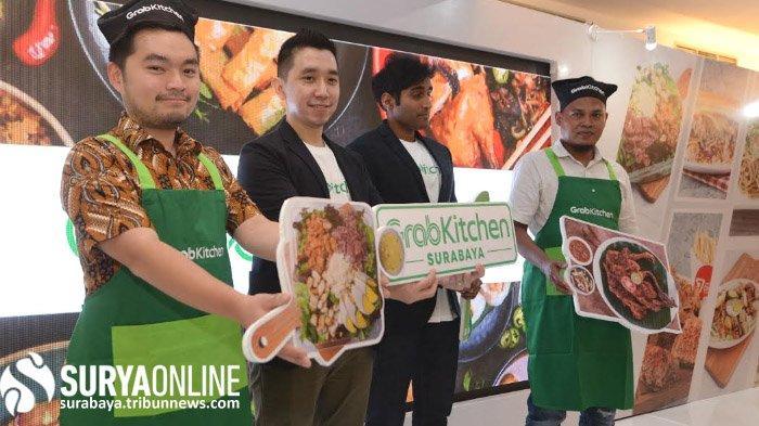 Grab Luncurkan GrabKitchen di Surabaya
