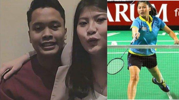 Sosok Mitzi Abigail, Kekasih Anthony Ginting yang Sudah 7 Tahun Pacaran, Mantan Atlet Badminton