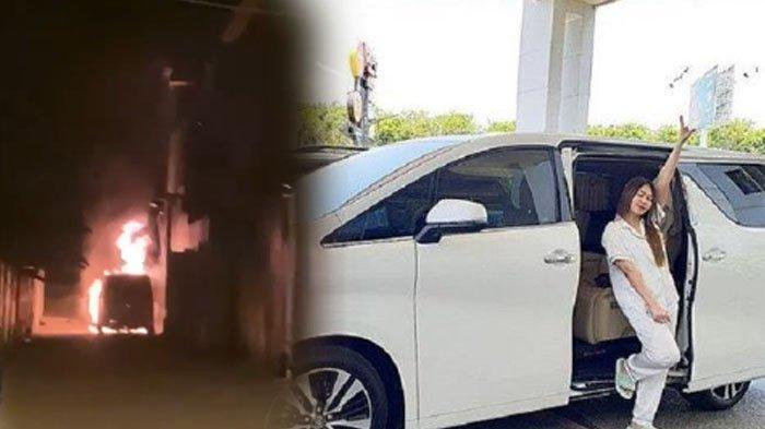 IDENTITAS Pembakar Mobil Alphard Via Vallen di Sidoarjo Terungkap: Orang Medan, Berlagak Bego