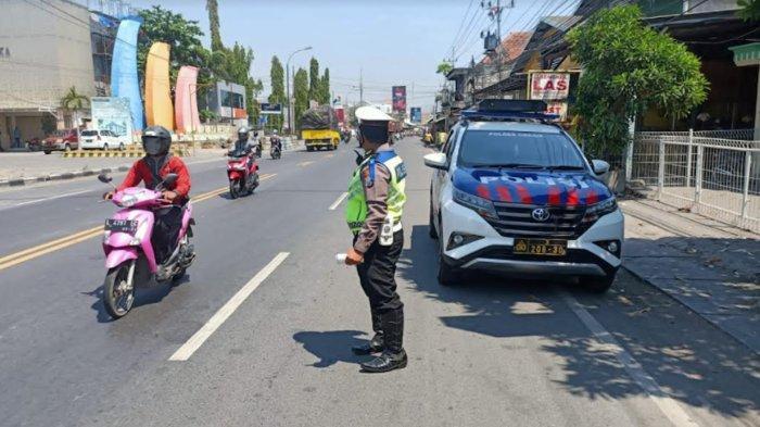 Polres Gresik Luncurkan Mobil INCAR untuk Rekam Para Pelanggar Lalu Lintas