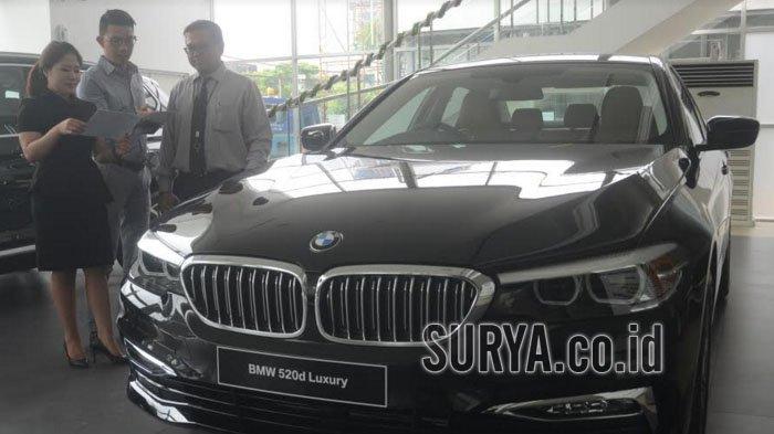Meski Over Target, BMW Terus Agresif Pasarkan Produk