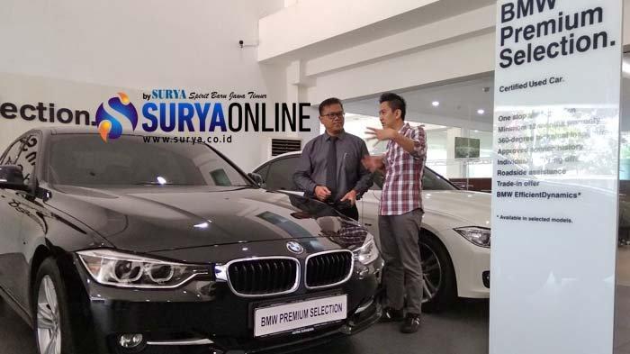 Dekati Lebaran, Penjualan Mobil Seken Kelas Premium di Surabaya Naik