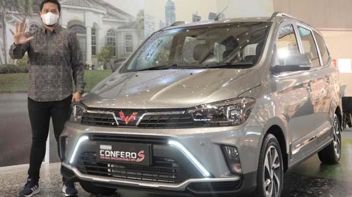 Wuling New Confero S mulai Masuk Pasar di Surabaya, Desain Eksteriornya Atraktif dan Berjiwa Muda