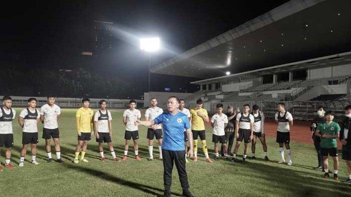 Permintaan Ketum PSSI Mochamad Iriawan ke Pemain Timnas saat Tampil di Kualifikasi Piala Dunia 2022
