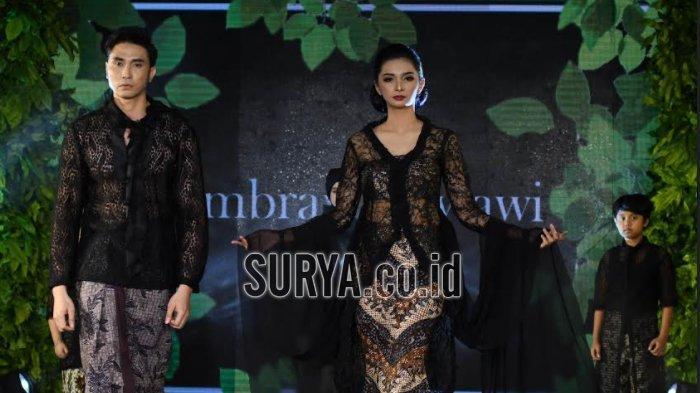 Mystical Elegance of East Java Karya Embran Nawawi, Terinspirasi Lagu Lathi