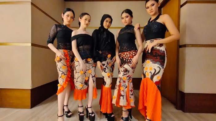 Koleksi Terbaru Desainer Embran Nawawi Sambut Musim Panas